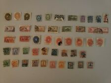 Mexico 1879-1939 Mixed Lot of Stamps