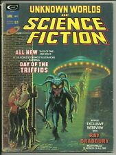 Unknown Worlds of Science Fiction No 1. January 1975