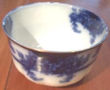 Alfred Meakin Kelvin Flow Blue Porringer or Waste Bowl Great Shape