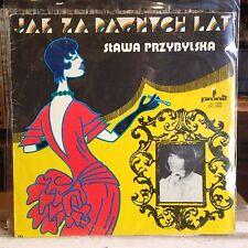 [SOUL/FUNK/JAZZ]~EXC LP~SLAWA PRZBYLSKA~Sława~~Jak Za Dawnych Lat~[1973~POLAND