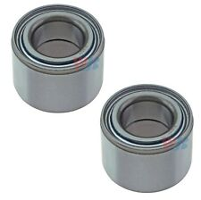 Pair Set of 2 Rear WJB Wheel Bearings for Ford Focus 2000-2008 No ABS