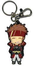 **License** Sword Art Online PVC Keychain SD Happy Klein #36760