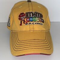 Kyle Busch #18 M&Ms Racing Flex Fit Embroidered Hat Nascar Joe Gibbs Toyota