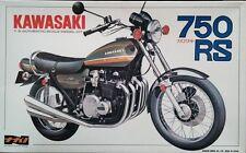 Nagano 1/8 Kawasaki Z750RS 750RS Motorcycle Model Kit