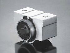 4pcs SCV8 SCV8UU SC8VUU Linear Ball Bearing Pellow Bolck With LM8UU For CNC