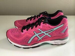 NEW Asics Gel-Kayano 23 Women's Running Shoes - Pink - Sz 7