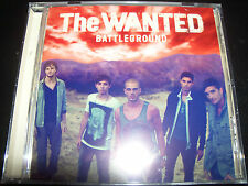The Wanted Battleground Australia Enhanced CD - New
