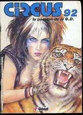 Circus n°92 de décembre 1985