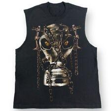 Tee shirt tank top CATCH WWE RANDY ORTON LOBOTOMY size S L XL or XXL
