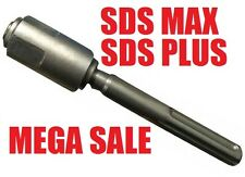 SDS Max To SDS Plus Adaptor chuck Drill Converter Shank Quick Fits Bosch Makita