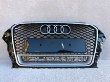 AUDI A3 S3 RS3 8V 2013-2015 FRONT BUMPER MAIN GRILL RS STYLE [8VRS3-1]