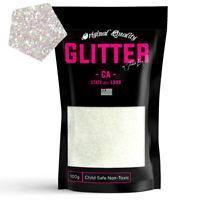 Clear Iris Premium Glitter Multi Purpose Dust Powder 100g / 3.5oz Cosmetic Face