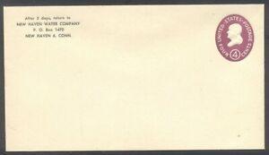 U.S. #U536b (3397-46) Mint Entire - 4c Red Violet ($85)