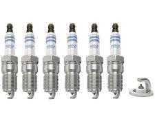 6 X Bosch Laser Platinum Bougies FITS FORD MONDEO 2.5 3.0 V6 ST200 ST220 Set