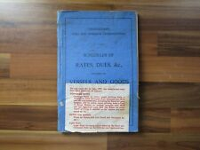 More details for old londonderry port and harbour commissioners shipping book - 1975 irish