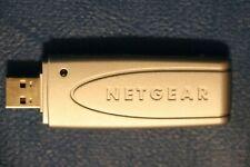 Netgear WG111 v2 wireless USB 2.0 adapter 54 Mbps      A2 Missing Cap