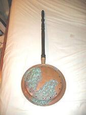 Bed Warmer Antique Metalware For Ebay