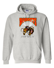 Gildan Hooded Hoodie Pullover Sweatshirt School Team Mascot Hornets Spirit