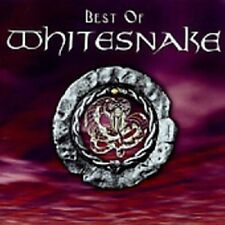 Whitesnake Best Of CD NEW SEALED 2003 Fool For Your Loving/Is This Love+