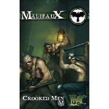 Wyrd Malifaux Resurrectionists Crooked Men Boxed Set WYR20212