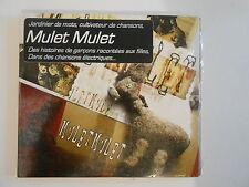 MULET MULET : CHANSONS ELECTRIQUES ★ CD ALBUM NEUF ★ PORT 0€