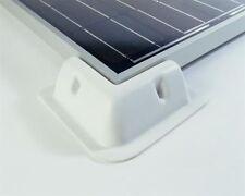 Solarmodul Halterung Wohnmobil Solarhalterung spoiler Befestigung HSE 100W weiß
