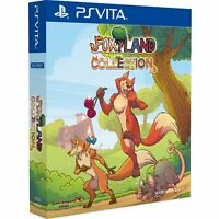 Foxyland 1 + 2 Collection Collector's Edition PS VITA Playstation Physical Asia