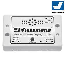 Viessmann 5556 Soundmodul Bahnübergang  ++ NEU & OVP ++