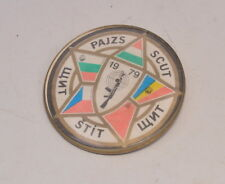 "Warsaw Pact, ""Shield"" Military Exercise Badge 1979"