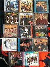 Grupo Tentacion, Noe Martin. CD collection RARE!!