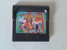 THE LUCKY DIME CAPER Starring DONALD DUCK - SEGA GAME GEAR - JEU GAME GEAR