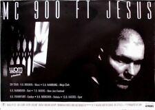 MC 900 FT JESUS  - 1991 - Tourplakat - Welcome to my Dream - Tourposter