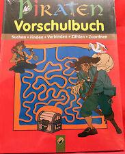 ***PIRATEN VORSCHULBUCH***neu + ovp.**Schwager-Steinlein-Verlag