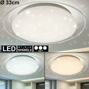 Plafonnier LED étoiles lampe de chambre à coucher ciel lumière du jour distance