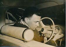 PARIS 1957 - Innovation Auto Haut-Parleur sur le Dossier de la Banquette- PR 538