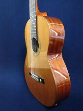 "39"" Miguel Almeria Solid Cedar Top Classical Guitar+Free Gig Bag.501116(S2-2S)"