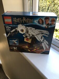 BNIB Complete Lego Harry Potter Hedwig Moving Wings (75979) BRAND NEW