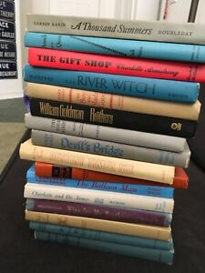 Vintage Hardcover BOOK Collection > YOU PICK LOT !! (1#)