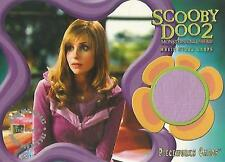 "Scooby Doo 2 Monsters Unleashed PW-11 ""Daphne's T-Shirt"" Pieceworks Costume Card"