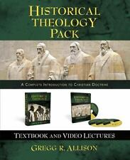 HISTORICAL THEOLOGY PACK - ALLISON, GREGG R./ GRUDEM, WAYNE (FRW) - NEW BOOK