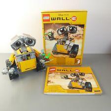 OLEGABOX 3mm Display Case for Lego Ideas 21303 Wall-E