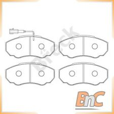 DISC BRAKE PAD SET PEUGEOT FOR FIAT CITROEN BRECK OEM 425243 239170070310
