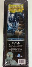 Dragon Shield - 4-compartimento Storage Box Black-Nero