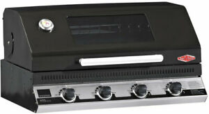 Beefeater Discovery 1100E 4 Burner Built-In LPG BBQ Model BD16242 RRP $999.00