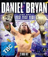DANIEL BRYAN-JUST SAY YES! YES! YES! 2 BLU-RAY NEU