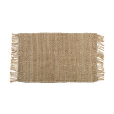 Jute Weave Door Floor Mat Rug Natural Home Floor Decor Woven Indoor