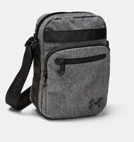Messenger UA Small Cross Body Bag By Under Armour, Shoulder Fashion Grey Handbag