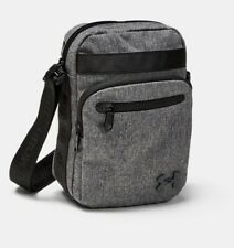 Messenger UA Small Cross Body Bag By Under Armour, Shoulder Fashion Grey Handbag
