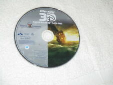 3D Movie Blu Ray PIRATES OF THE CARIBBEAN ON STRANGER TIDES DISNEY 3D DISC ONLY/