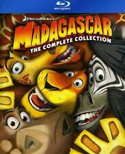 Madagascar - Madagascar: Complete Collection 1-3 [New Blu-ray] With Movie Cash